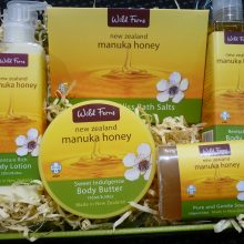 Manuka Honey Pamper Pack