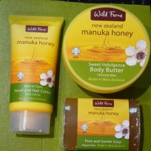 Manuka Honey Nail and Body