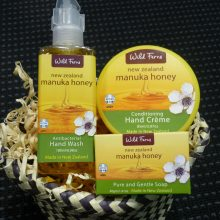 Manuka Honey Hand Pack