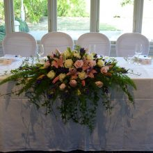Pemberton Headtable Arrangement