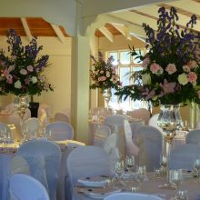 Pemberton guest table Arrangement