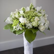 Stunning Whites and Greens
