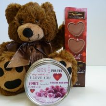 Rose Fragrant Candle