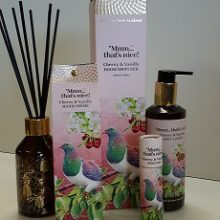 Cherry and Vanilla Pamper Pack